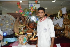 hotel Management Colleges in Hyderabad student show