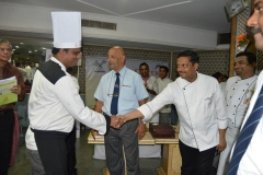 hotel Management Colleges in Hyderabad faculty winning