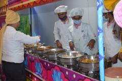 punjabi food fest regency
