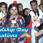 Friendship Day Celebrations of Regency College of Hotel Management Students in Hyderabad | TV5