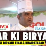 Regency College Principal Speech | Ghar Ki Biryani Final Contest | Hans Food