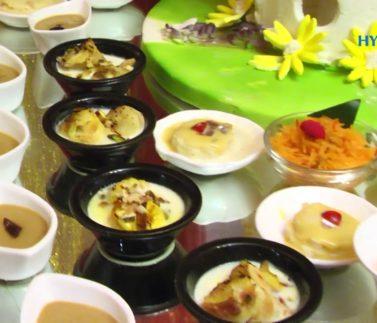Awadhi Food Festival in Royal Darbar- HYBIZTV HD