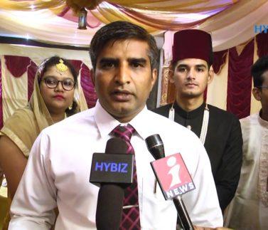 Dawat E Lazeez in Royal Darbar @ Ragency