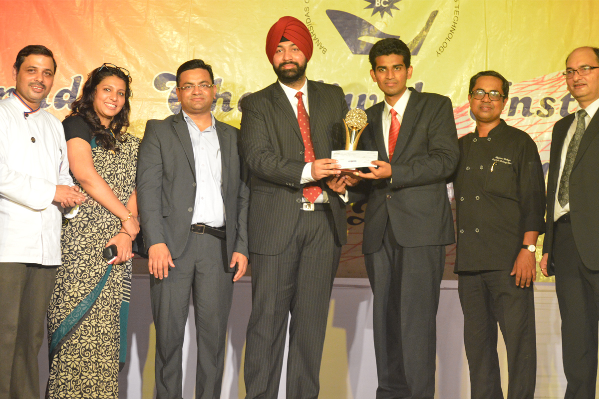 Studying Hotel Management at Regency was a thrilling time in my life- ABHISHEK