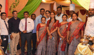 AWADH FOOD FESTIVAL AT REGENCY COLLEGE OF HOTEL MANAGEMENT HYDERABAD