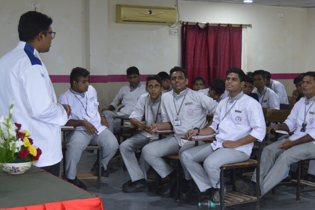 Guest Lecture by Chef Anjani Rahul