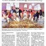 The Hindu-Cake Mixing Press Note