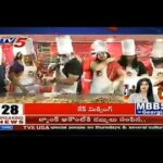 Cake Mixing at Regency College of Hotel Management & Catering Technology  TV5 news
