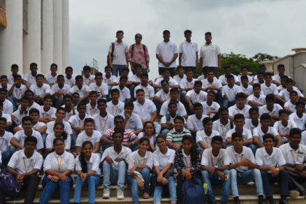 CITY TOUR of Hotel Management Students