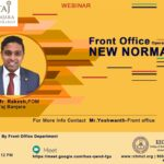 Guest Session By Mr. Rakesh,FOM,Taj Banjara