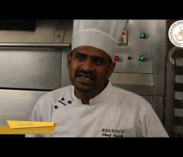 Chef Ajith – Regency College